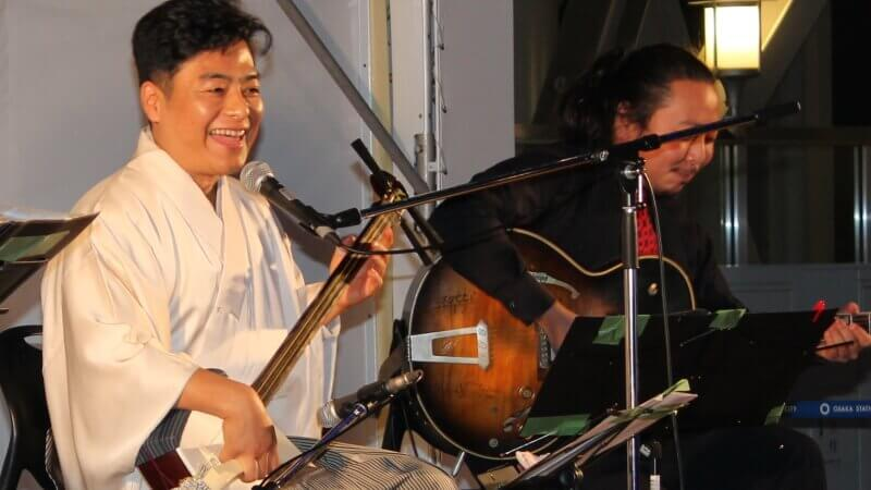 JR大阪ステーションシティー時空の広場イベント2