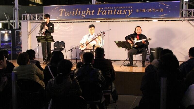 JR大阪ステーションシティー時空の広場イベント4