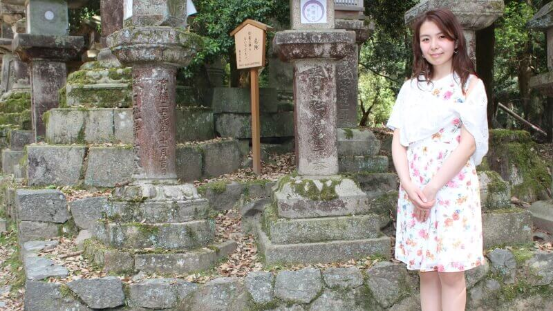今日は天気がとても良いので奈良でアーティスト写真撮影8