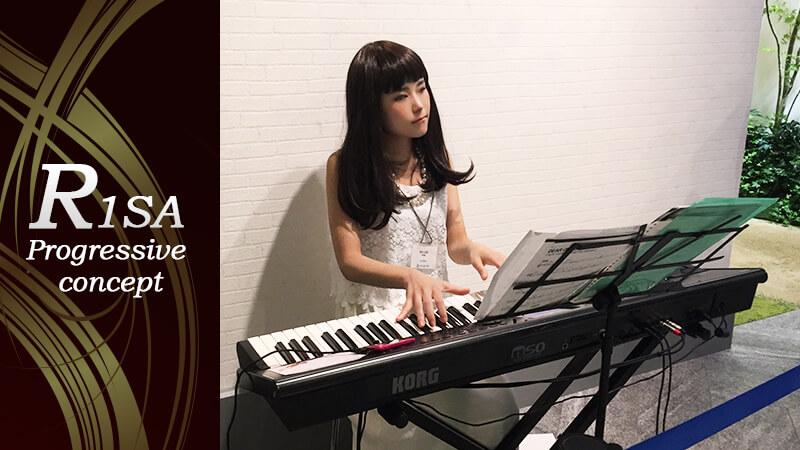 ピアニストによるジャズやプログレ系ミュージックで「新しい」を表現